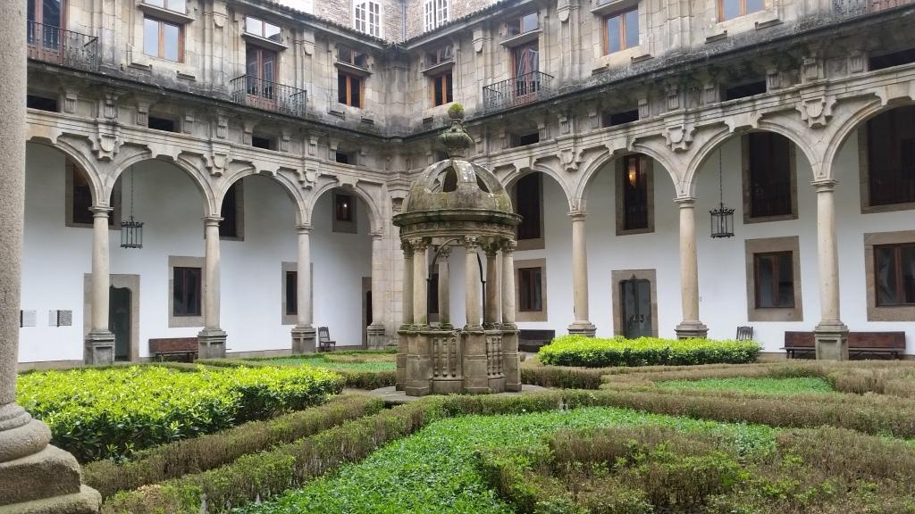 Parador de Santiago de Compostela Hostal Dos Reis